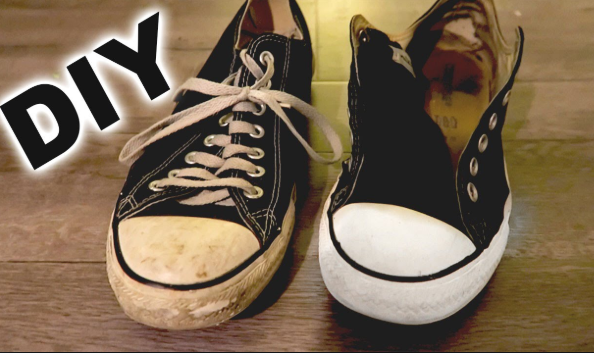 How to clean converses